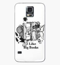 I Like Big Books Case/Skin for Samsung Galaxy