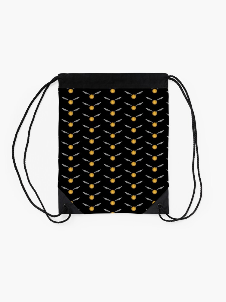 Alternate view of Golden Snitch Drawstring Bag
