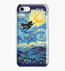 starry magic iPhone Case/Skin