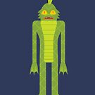 The Gill Man by Wolffdj