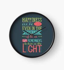 Happiness Clock