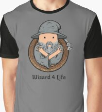 Wizards Represent! Graphic T-Shirt