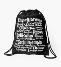 Spells Drawstring Bag