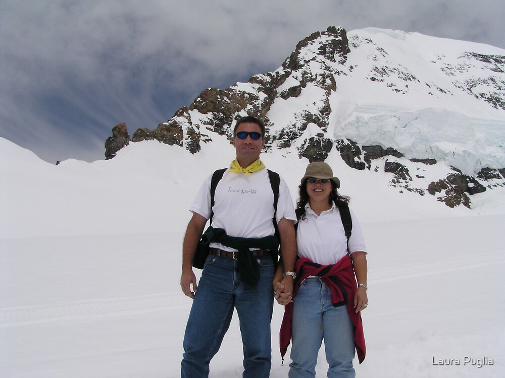 Jungfraujoch, Here We Come! by Laura Puglia