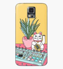 Sad cat pad Case/Skin for Samsung Galaxy