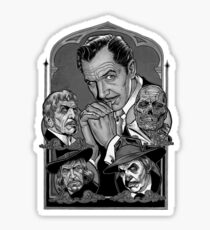 Vincent Price Sticker