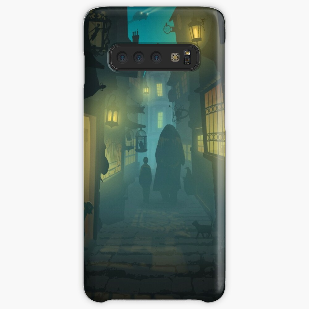 Diagon Alley Case & Skin for Samsung Galaxy
