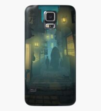Diagon Alley Case/Skin for Samsung Galaxy