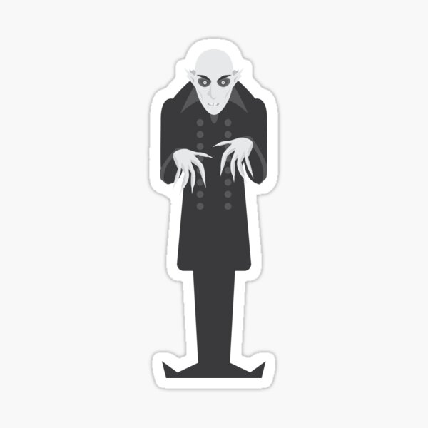 Nosferatu the Vampyre Sticker