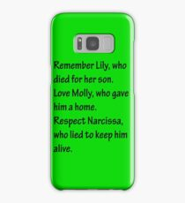 Mothers of Mr. Potter Samsung Galaxy Case/Skin