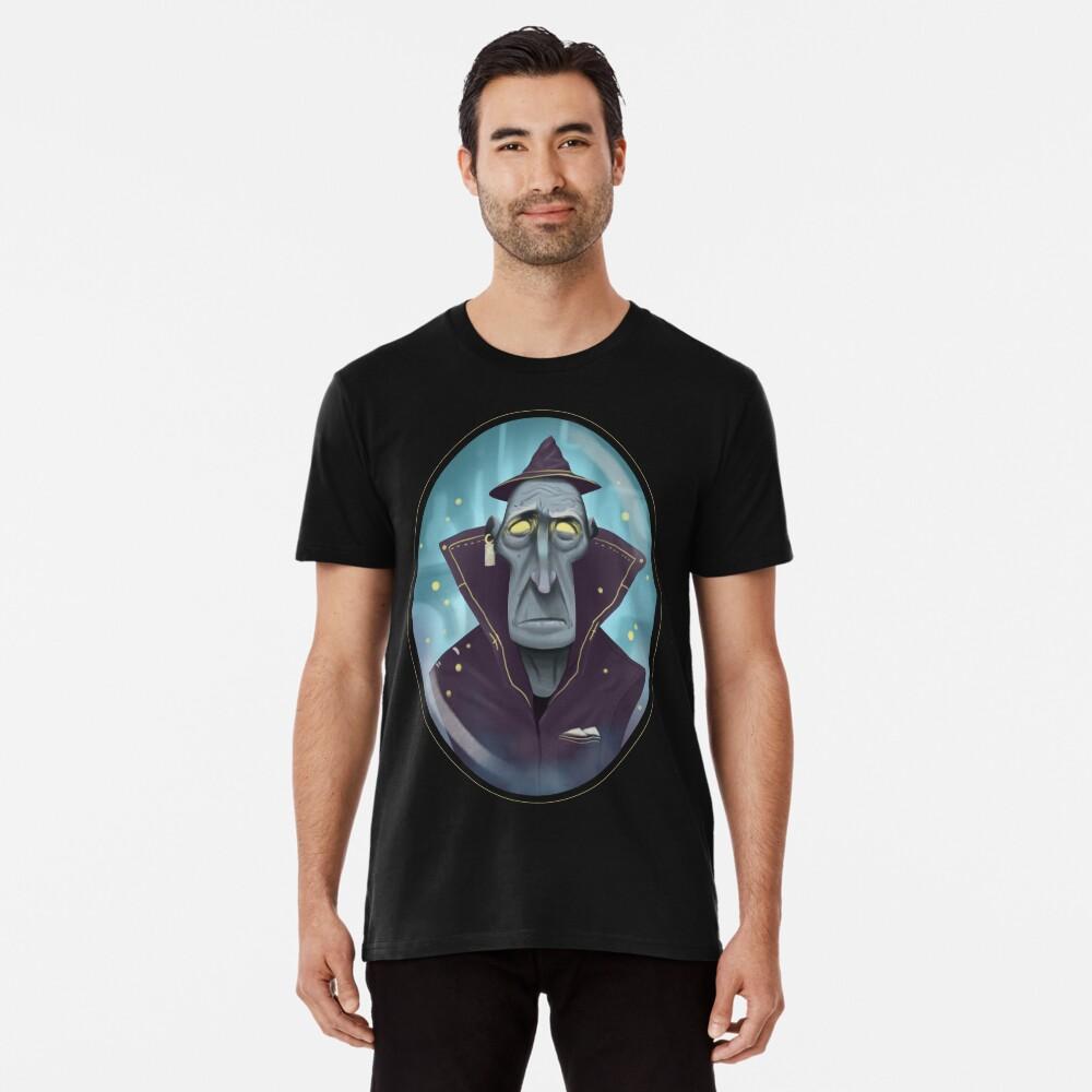 Hipster-Assistent Premium T-Shirt
