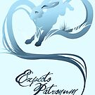 Expecto Patronum! (Hare) by pencilhappy
