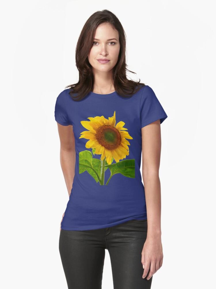 Prize Sunflower by Anne Gitto