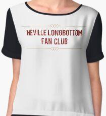 Neville Longbottom Fan Club Chiffon Top