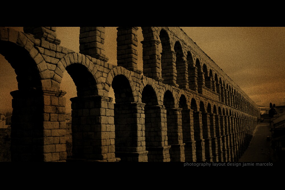 aquaduct by jamie marcelo