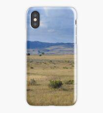 Wy Landscape 1 iPhone Case/Skin