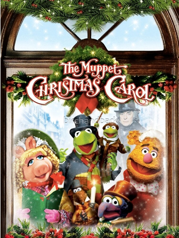 the muppet christmas carol by birchandbark