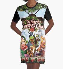 the muppet christmas carol Graphic T-Shirt Dress