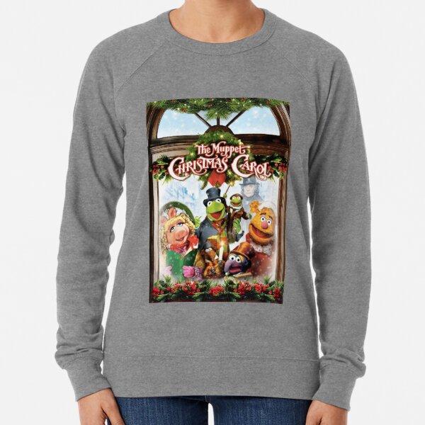 the muppet christmas carol Lightweight Sweatshirt