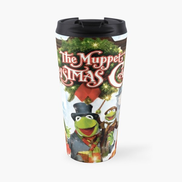the muppet christmas carol Travel Mug