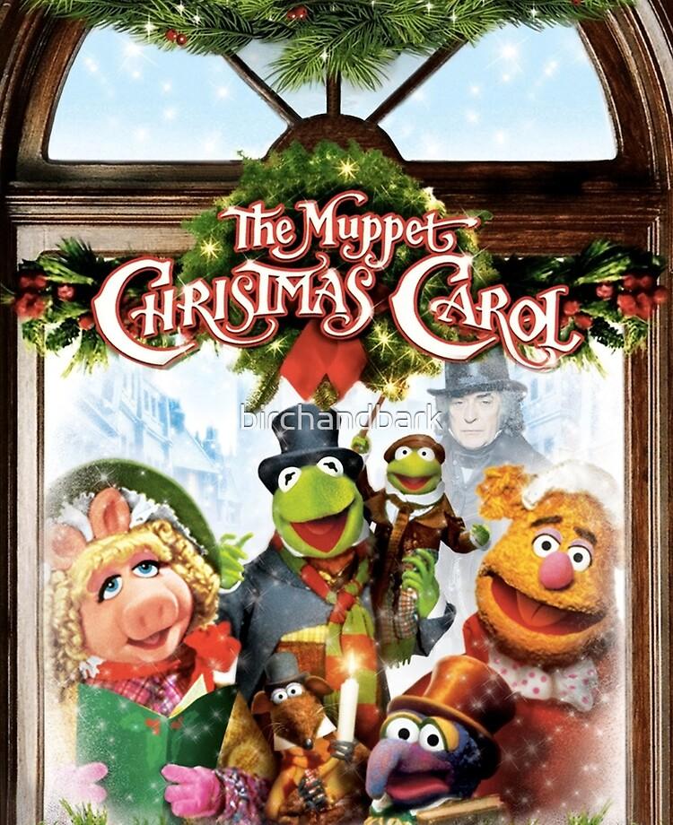Muppets Christmas.The Muppet Christmas Carol Ipad Case Skin