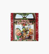 the muppet christmas carol Art Board