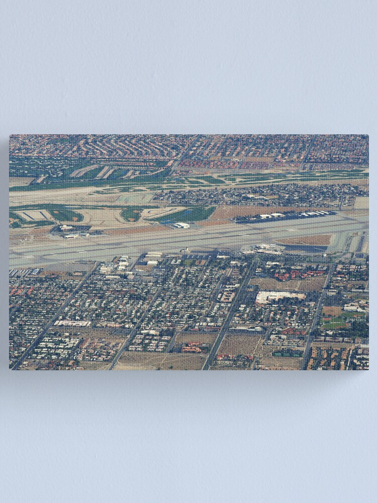 Alternate view of Palm Springs Canvas Print