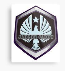Jaeger Cadet Metal Print