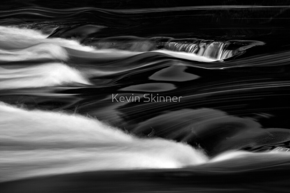 Glen Orchy Waters 2 by Kevin Skinner