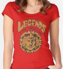 Legends of the Hidden Temple Women's Fitted Scoop T-Shirt