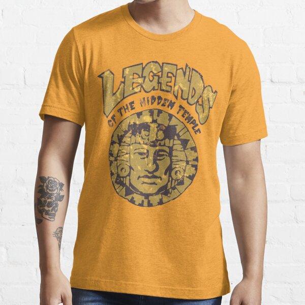 Leyendas del templo escondido Camiseta esencial
