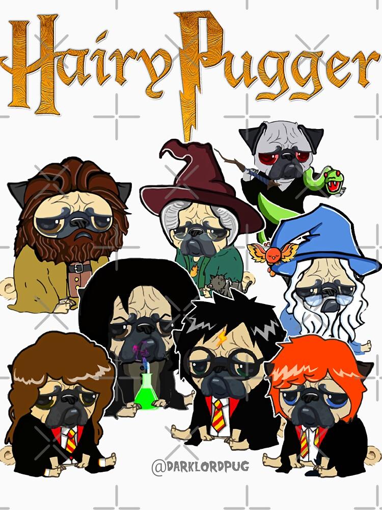 Haariger Pugger von darklordpug