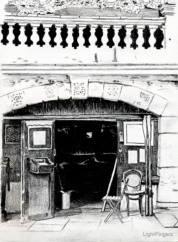 Richmond Doorway 2 by LightFingers