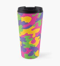 Wacky Camo #1 Travel Mug