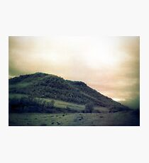 muted landscape #2 Photographic Print