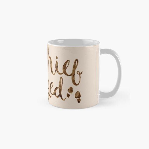 MISCHIEF MANAGED Classic Mug