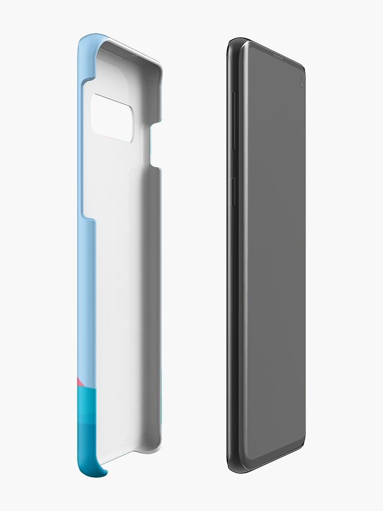 Alternative Ansicht von Porygon2 - 2. Gen. Hülle & Klebefolie für Samsung Galaxy