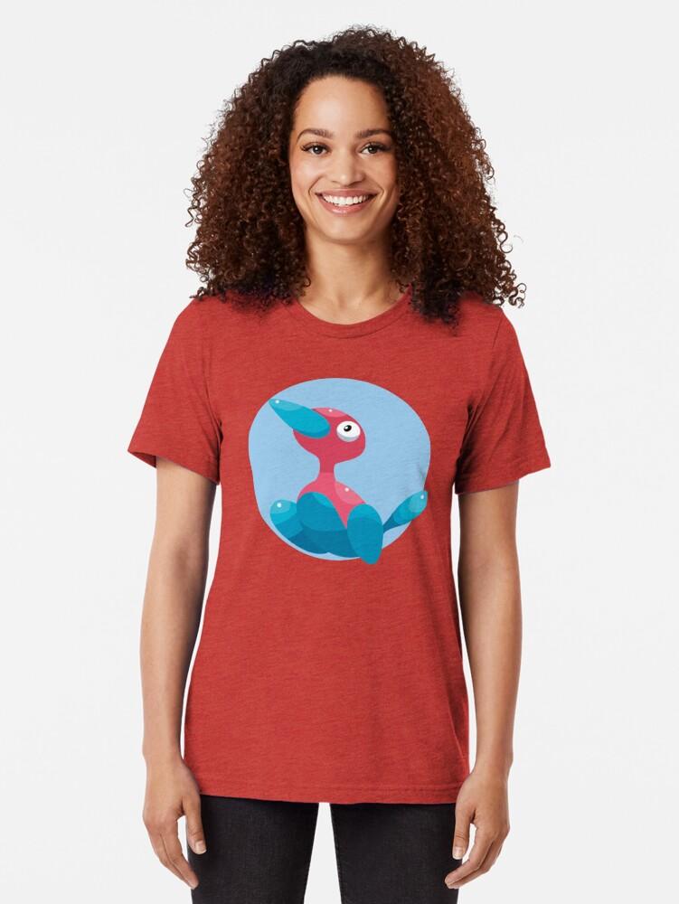 Alternative Ansicht von Porygon2 - 2. Gen. Vintage T-Shirt