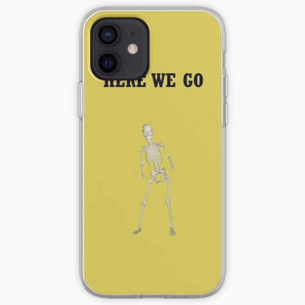 Here we go iPhone Soft Case