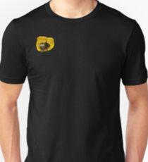 Bumble Bee on Yellow Petal T-Shirt