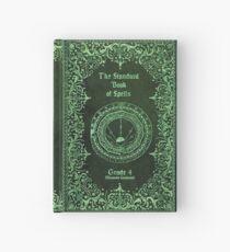 Cuaderno de tapa dura El libro estándar de hechizos