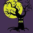 Spooky Tree by Wolffdj