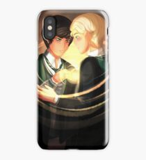 Scorpius Malfoy and Albus Potter iPhone Case/Skin