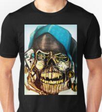 Original Joker Skull Drawing Unisex T-Shirt