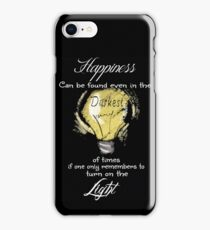 Dumbledore Quote iPhone Case/Skin