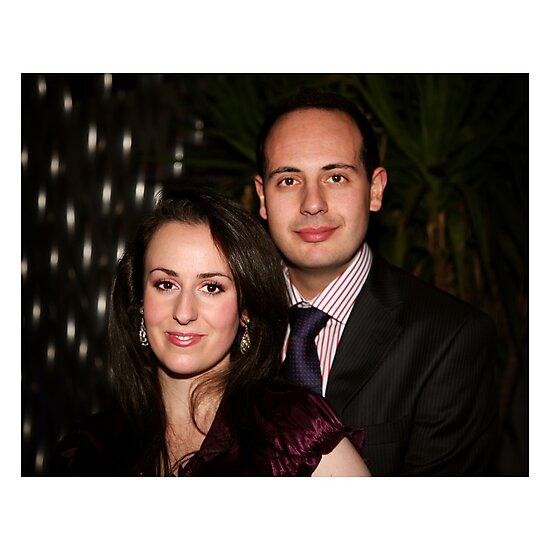 Kathyrn & Daniel by Rosina lamberti