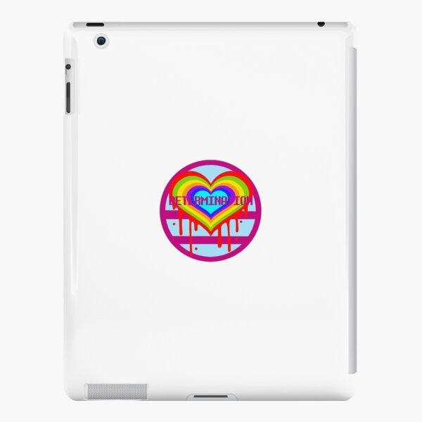 Undertale Sticker Sheet - Frisk iPad Snap Case