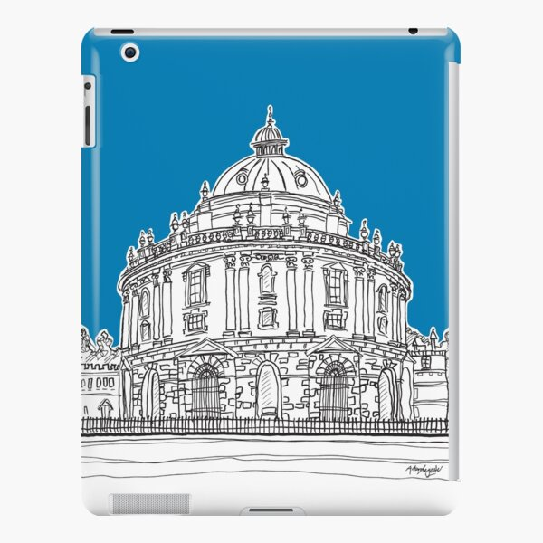 Radcliffe Library Oxford iPad Snap Case