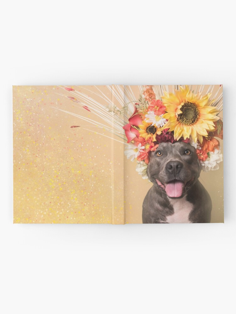 Alternate view of Flower Power, Holiday Hardcover Journal
