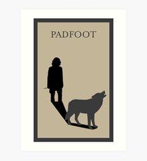 Padfoot Art Print